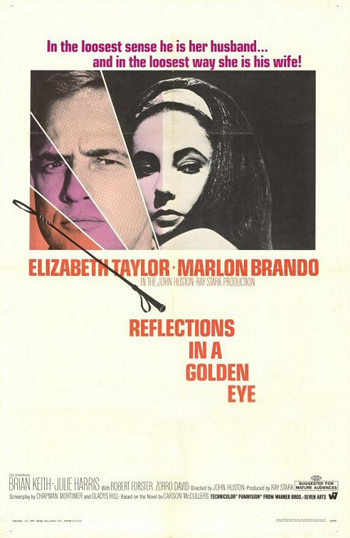 Reflections-in-a-Golden-Eye-Poster
