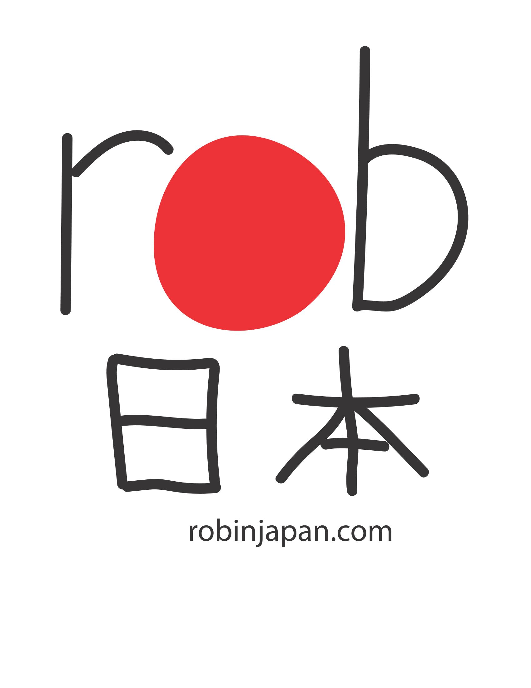 Rob In Japan